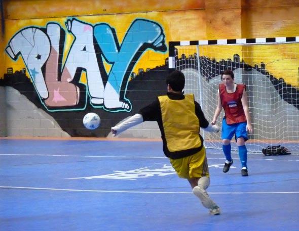 Futsal Match